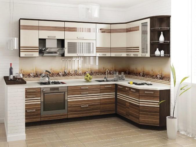 установка кухни1