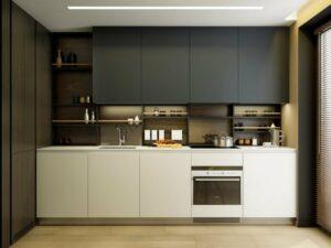 кухня 3м