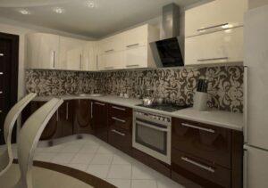кухня 5м