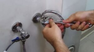 подключение воды